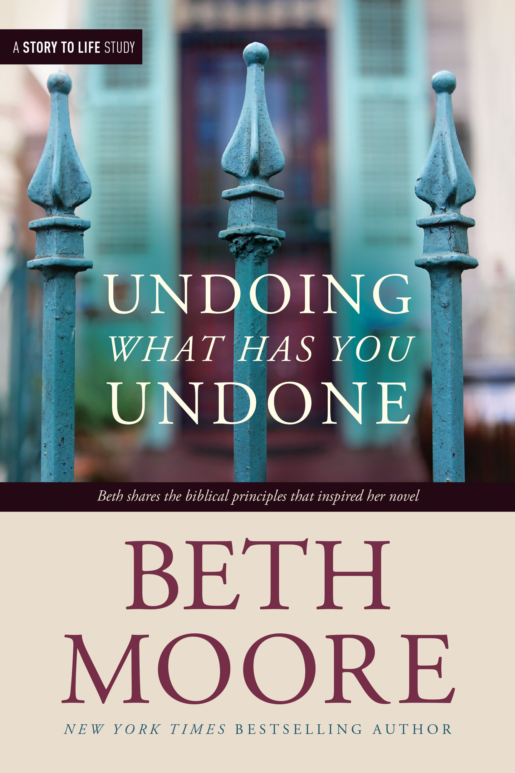 The Undoing of Saint Silvanus - Beth Moore NovelThe Undoing